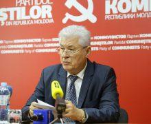 PCRM – dispus că constituie un bloc electoral cu PSRM