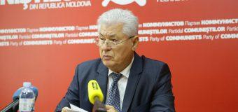 Comuniștii: Masa principală a cetățenilor a votat nu atât pentru Sandu, cât împotriva lui Dodon