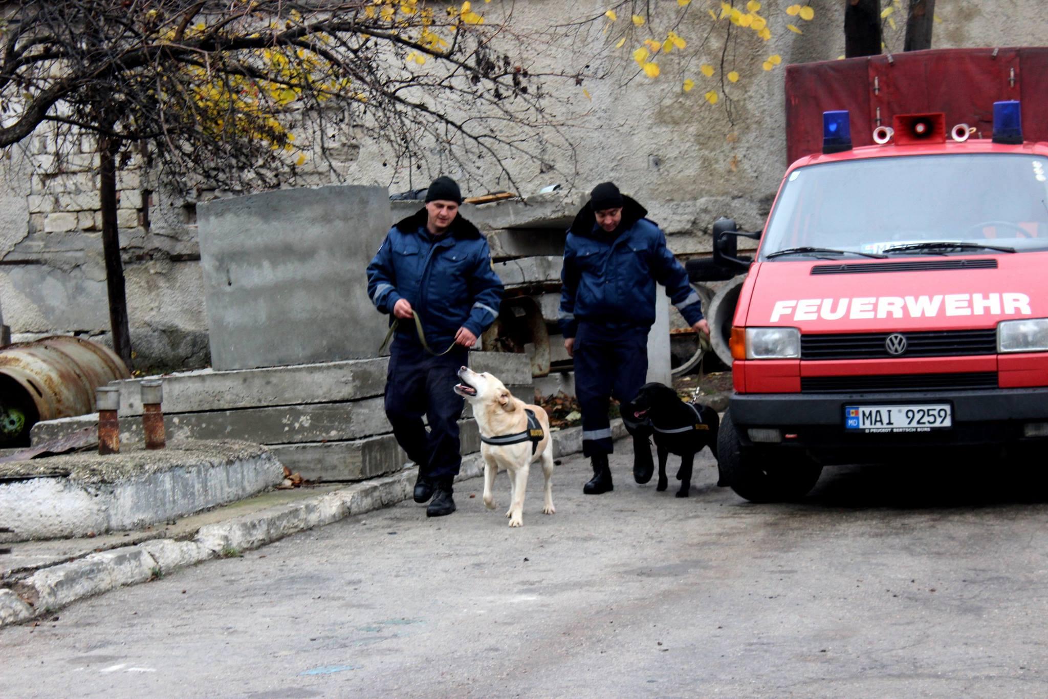 Alarmă la Inspectoratul General pentru Situații de Urgență al MAI: Peste 200 de salvatori au fost prezenți
