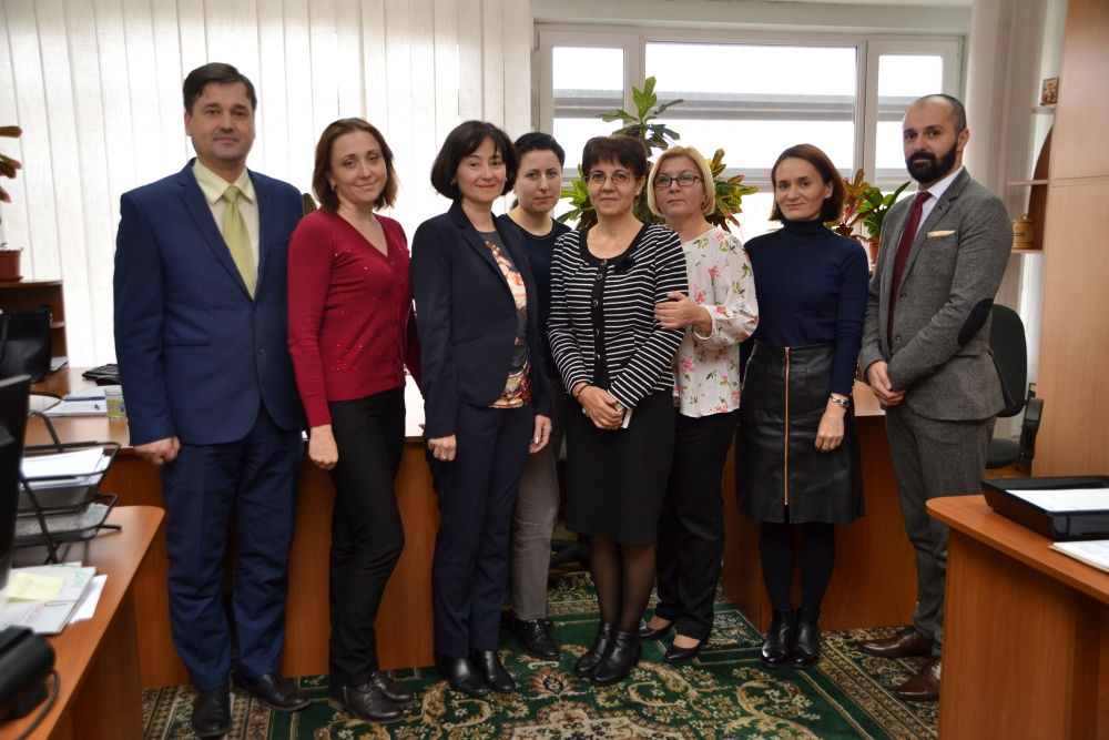 Vizita de lucru a delegaţiei române OSIM, la AGEPI