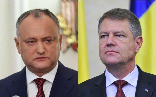 Opinie: Iohannis a primit o invitație oficială de la Dodon. Ce ar trebui să facă?