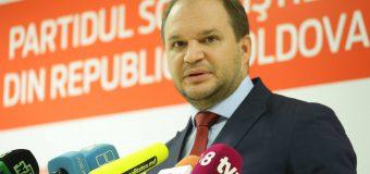 Ceban, despre candidatul PSRM pentru alegerile locale din mun. Chișinău