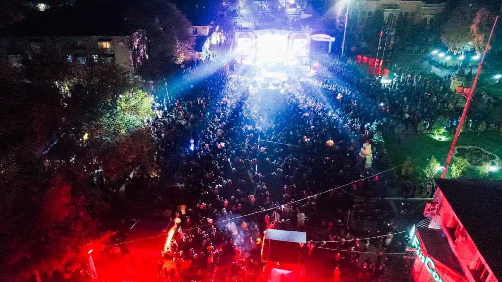 Peste 25 mii de orheieni și oaspeți ai Orheiului au sărbătorit Ziua orașului pe melodiile Modern Talking