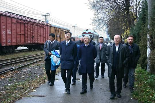 Proiecte bilaterale de dezvoltare a infrastructurii de cale ferată în Republica Moldova. Detalii