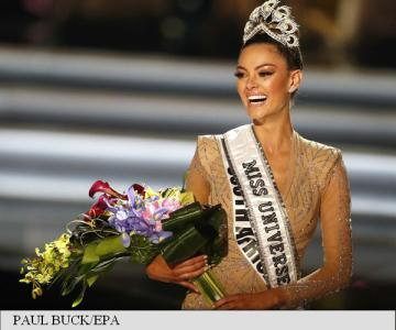 Miss Africa de Sud a câștigat titlul Miss Univers