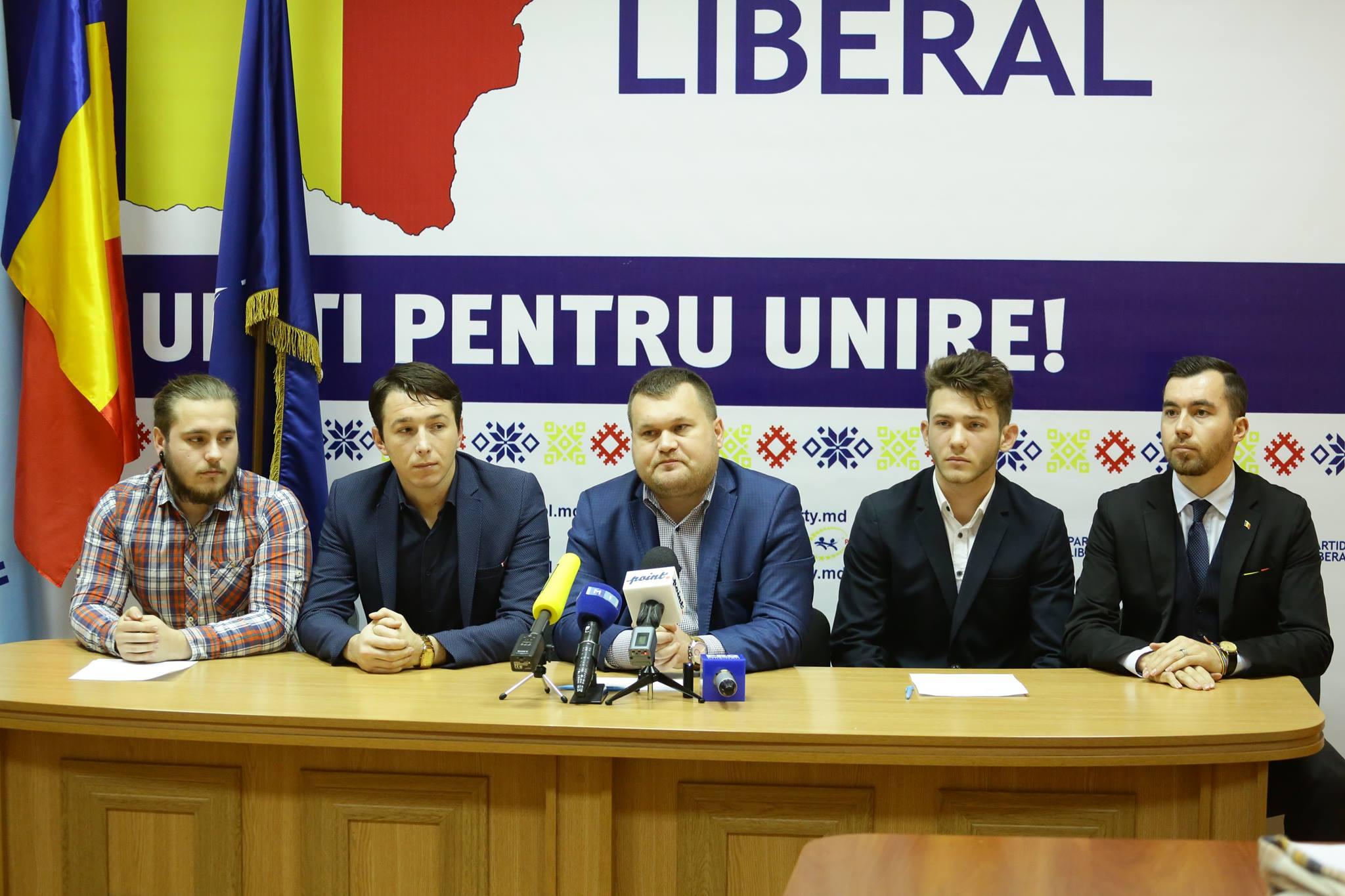 Liberalii: Mesajul nostru este a de a promova Unirea în continuare și de a simți și trăi românește
