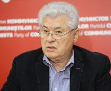 Vladimir Voronin: Comunismul este o idee, dar această idee niciodată nu poate fi omorâtă, nici îngropată