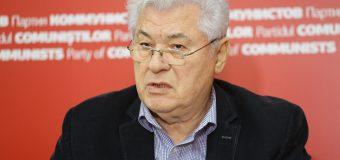 Voronin: Pentru Chișinău, cei 10 ani de administrare de către echipa liberală sunt absolut pierduți