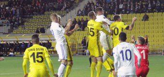 Sheriff Tiraspol a fost eliminată din Liga Europei