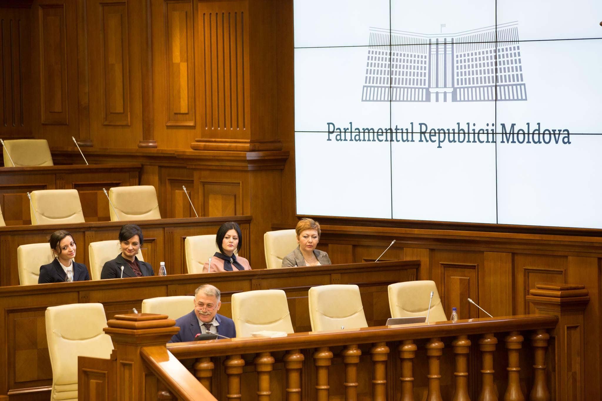 "Numiri la CCA și CO al IPNA ""Teleradio Moldova"""