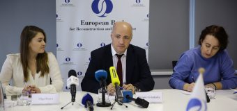 BERD face totalurile: În R. Moldova s-au învestit până acum peste jumătate de miliard de euro