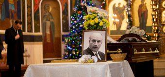 Primul Președinte al Parlamentului Republicii Moldova, va fi condus astăzi pe ultimul drum