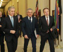 Scopul real al vizitelor liderului PDM, Vlad Plahotniuc la Strasbourg și SUA