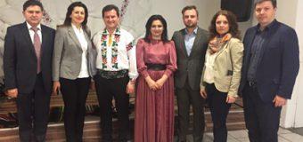 """Programul guvernamental """"Crăciun cu dor de casă"""": Spectacole inedite în mai multe orașe europene pentru moldovenii din diaspora (foto)"""