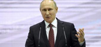 Prima reacţie a lui Vladimir Putin, după suspendarea Rusiei de la Jocurile Olimpice de iarnă