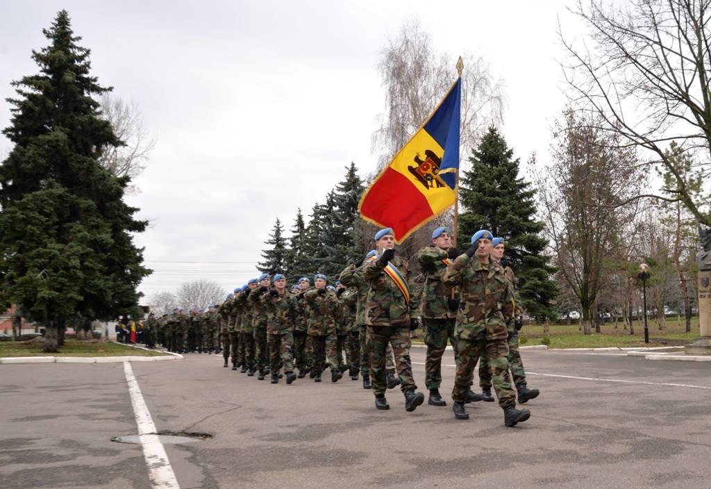 """Al 10-lea contingent al Armatei Naționale pleacă în Kosovo. """"Vom reprezenta Republica Moldova și Armata Națională cu profesionalism"""""""