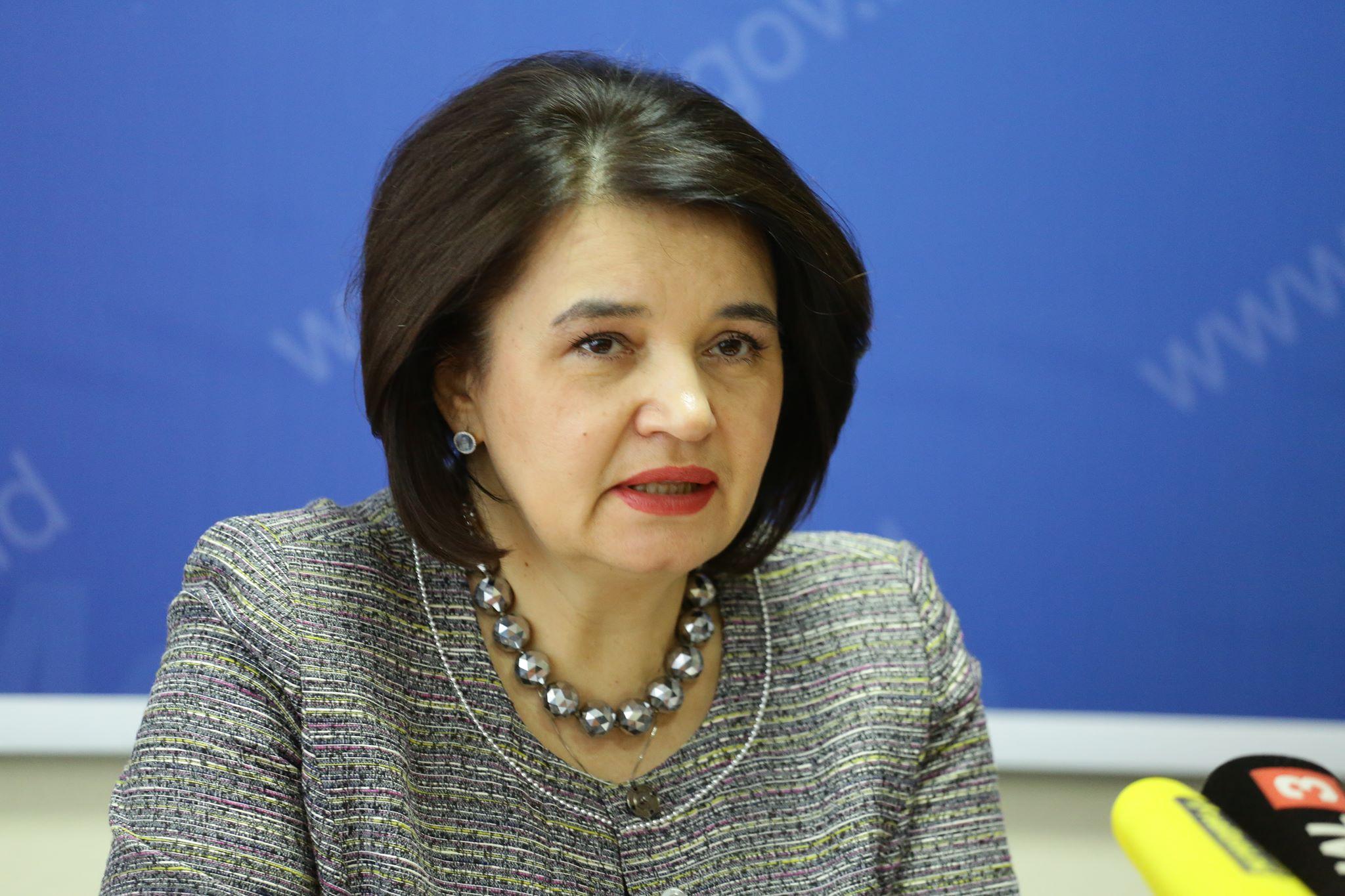 Monica Babuc – la raport: Suntem conștienți de multitudinea de necesități și probleme