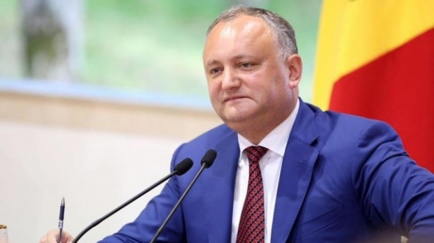 Igor Dodon a promulgat pachetul de legi privind politica bugetar-fiscală și amnistia de capital