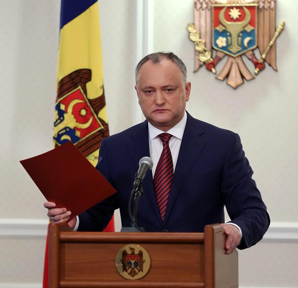 Demisia lui Tănase, semnată! Șeful statului: Aceasta este a 16-a demisie din Guvernul Filip pe care o semnez