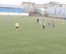 Meci amical de fotbal între angajații Sistemului Penitenciar și angajații MAI