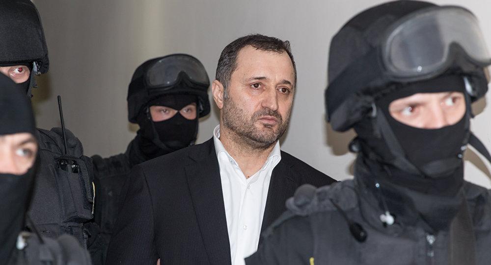 Ex-Premierul Vlad Filat a fost eliberat