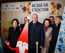 Primul Târg de Crăciun – organizat de Guvernul Republicii Moldova (foto)
