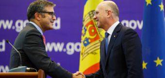 FMI a alocat o tranșă de 22,2 milioane de dolari Republicii Moldova