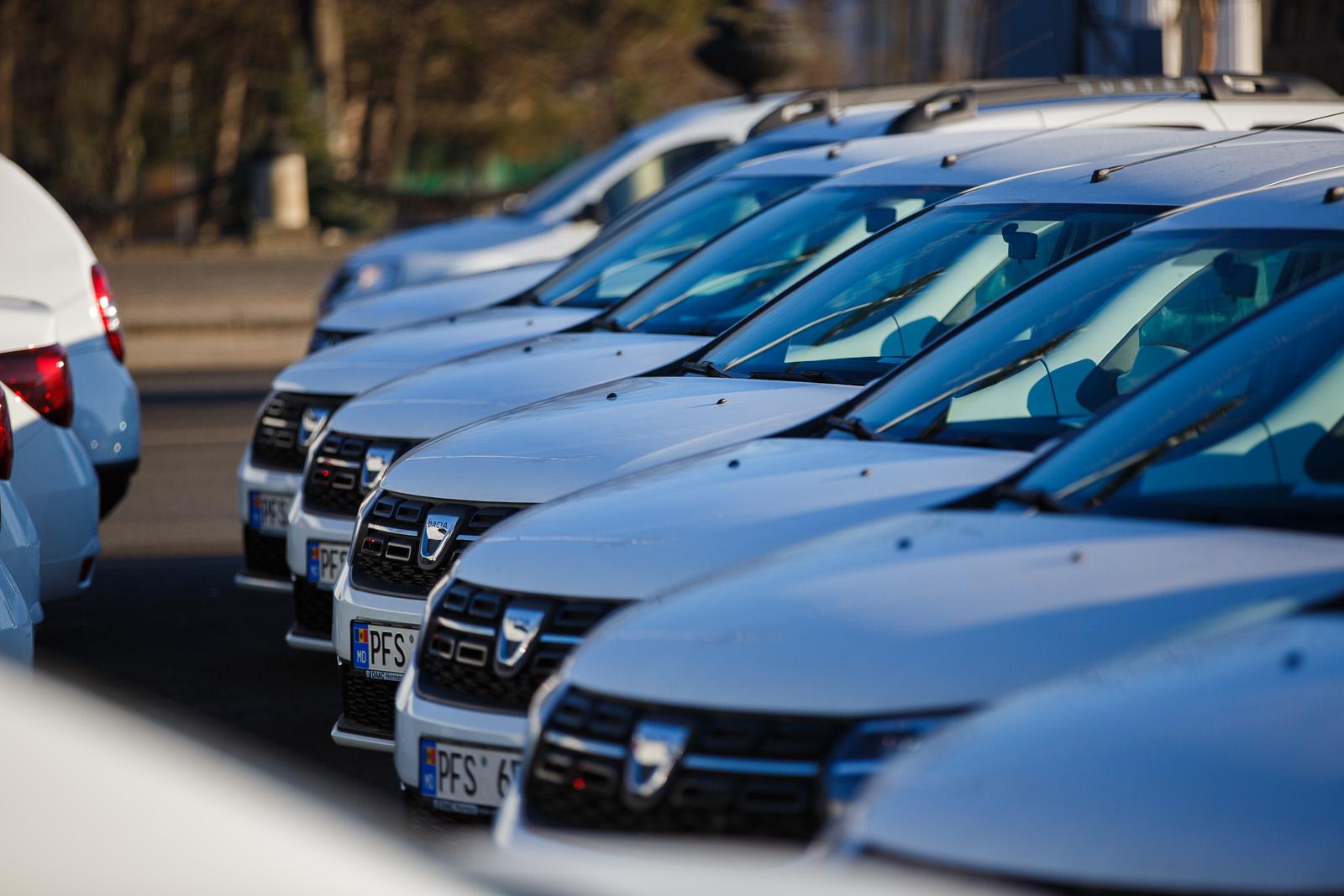 Aproape 100 de mașini, intrate în dotarea Serviciului Vamal