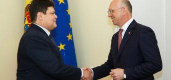 Premierul RM va întreprinde o vizită în Belarus