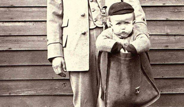 Timp de doi ani, americanii şi-au putut trimite copiii prin poştă, pe distanţe de peste 100 de kilometri