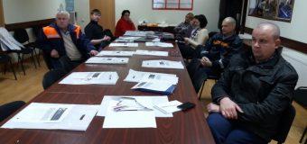 La sediul Incubatorului de afaceri din Soroca a avut loc un seminar de instruire