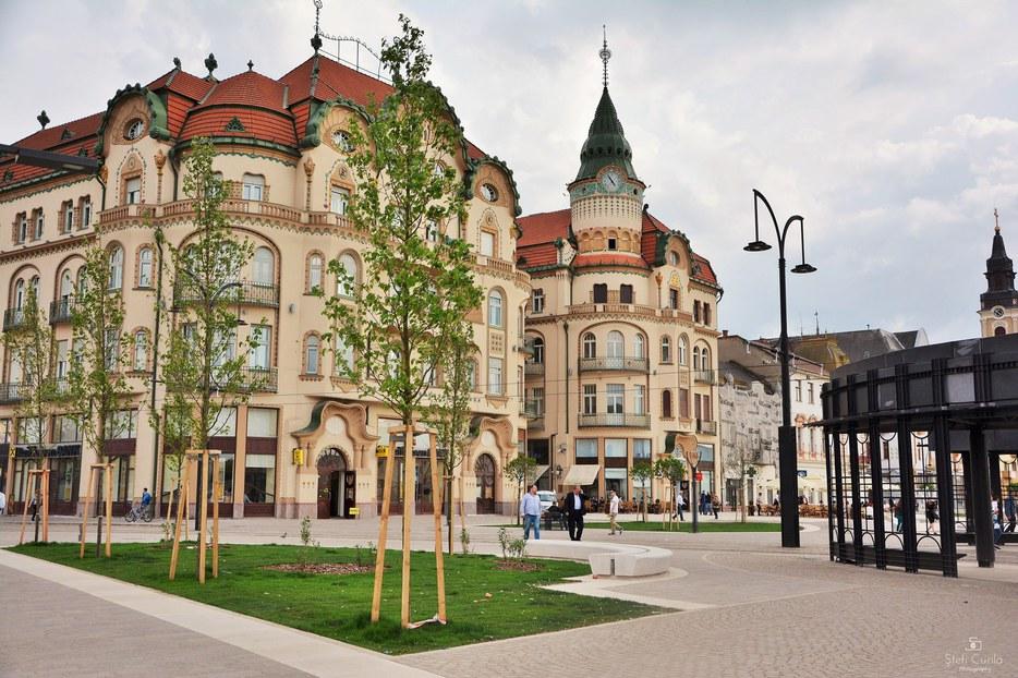 Singurul oraş din România care rivalizează cu Barcelona, Nancy sau Budapesta
