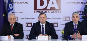 Propunerea Platformei DA pentru societate, după publicarea sintezei Raportului Kroll 2