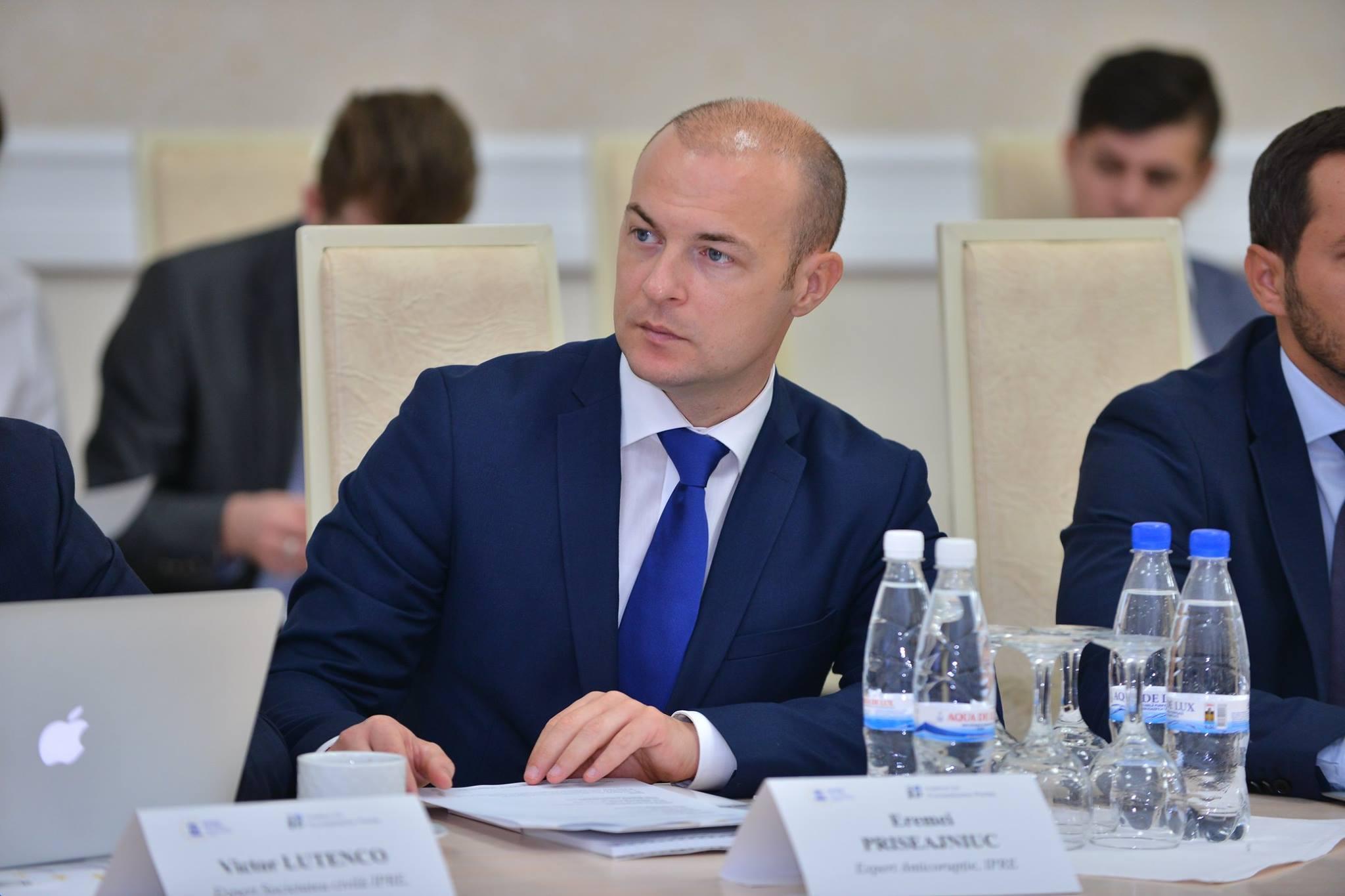 Eremei Priseajniuc și-a început activitatea în CMC