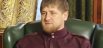 Ramzan Kadîrov a fost inclus pe lista cu sancţiuni a Statelor Unite