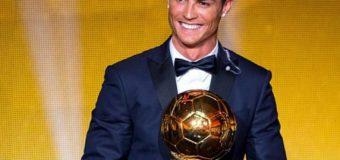Cristiano Ronaldo a câștigat al cincilea trofeu din carieră