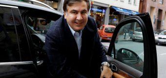 Fostul președinte georgian Mihail Saakașvili – eliberat de un tribunal din Kiev