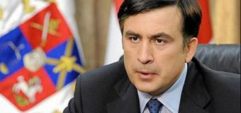 Mihail Saakașvili, în instanță pentru că a cerut înlăturarea președintelui Petro Poroșenko