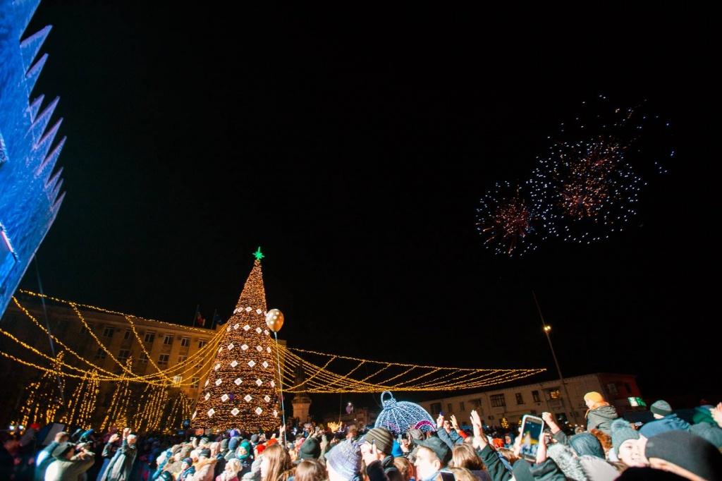 Târgul de Crăciun de la Orhei – extins cu încă o săptămână, la solicitarea oamenilor