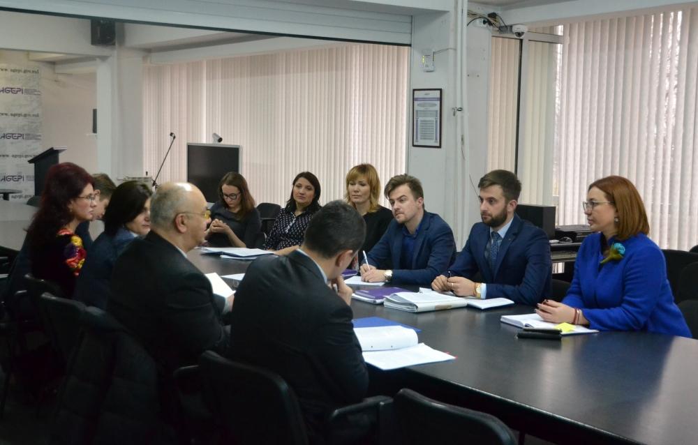 Dezbateri publice la AGEPI asupra proiectului Legii privind dreptul de autor