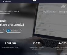 """Contribuabilii vor putea raporta online. Va fi lansat """"Ghișeul Unic de Raportare Electronică"""""""