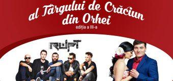 Anul Nou pe stil vechi la Orhei, va găzdui un concert de zile mari: Alex Calancea Band, Costi Burlacu și Corina Țepeș