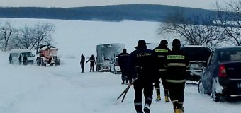 Situația în Republica Moldova după ninsorile abundente