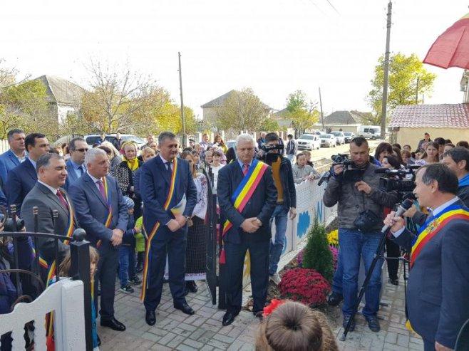 """Președintele raionului din Moldova cu cele mai multe acorduri de înfrățire cu România: """"Primul pas a fost făcut la 1 decembrie 2017"""""""