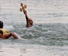 Creștinii ortodocși pe rit vechi sărbătoresc Boboteaza