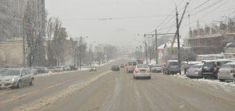 Primăria mun. Chișinău despre situația din oraș, ca urmare a condiţiilor meteo