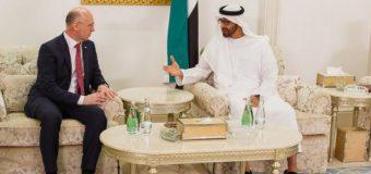 Premierul Pavel Filip a avut o întrevedere cu Prințul moștenitor al Abu Dhabi