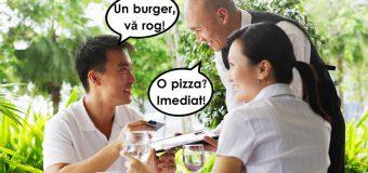 Restaurantul Comenzilor Greșite! Comanzi un hamburger și primești găluște