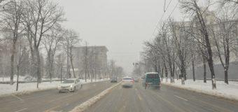Situația din municipiul Chișinău până la ora 14:00 (foto)