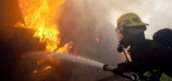 Cele două incendii din Chișinău – localizate